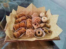 1 kg d'assortiment de pâtisserie orientale artisanale et raffinée (75 pièces)