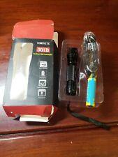 Comunite 501B 1000 Lumen Cree XML T6 LED Flashlight with Mount Remote Pressure