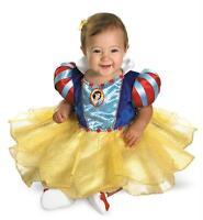 DISNEY PRINCESS SNOW WHITE INFANT COSTUME 12-18 MOS DG50487W