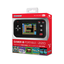 GAMER V - MY ARCADE CONSOLE PORTATILE 220 GIOCHI VIDEOGIOCO PSP GAMEBOY VINTAGE