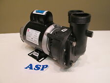 "Waterway Circulation Pump Uni-Might 230V Thermospa & more 1 1/2"" Video How To"