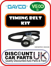 V4 Timing Belt Kit VAUXHALL Combo 1700 1.7 Di 16V Diesel 10/01