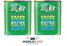 4 LITRI LT OLIO MOTORE AUTO SELENIA WR PURE ENERGY 5W30 5W-30 FIAT LANCIA ALFA