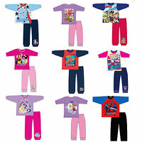 Kids Disney & TV Movie Character 2 pc Pyjama Nighty Sleepwear PJ Set New Gift