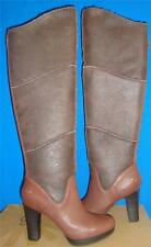 UGG Australia DREAUX Over The Knee Stout Leather Sheepskin Boots Size US 10 NIB