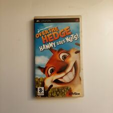 Sony psp Umd Game Over the Hedge