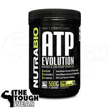 NUTRABIO - ATP EVOLUTION 500grams - Ribose & Creatine Complex - Power & Energy