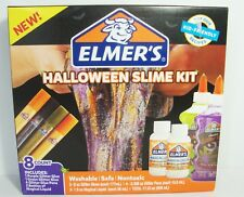 Halloween Elmers Glitter Slime Kit Washable Non-Toxic Craft