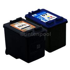 2 Druckerpatronen für HP 1x56 1x57 DeskJet 5550 C