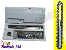 "MORTISER CHAIN SET & SPROCKET WIDTH  1/2"" (12mm), LENGTH 1.3/4, 36 LINKS BRE 5/8"
