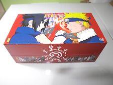 Coffret Naruto L'intégrale 51 DVD