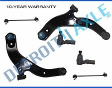 New 6pcs Front Suspension Kit Lower Control Arm for 1999-2000 Mazda Protege