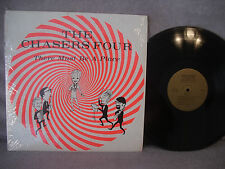 The Chasers Four, There Must Be a Place, Repreve Records TS69-848, Pop, Lounge
