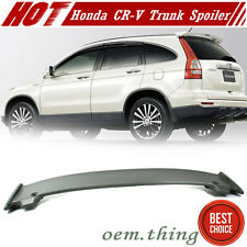Painted For Honda CRV CR-V 3rd SUV Hatchback M Type Rear Trunk Spoiler 07-11