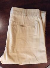 Penguin cream mens chino trousers 30' 30L