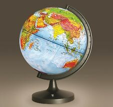 "11"" Dual-Cartography LED Illuminated Globe:  Model:  EDU2837"