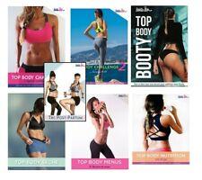 TOP BODY CHALLENGE - PACK DE 7 - 1&2, Booty, Sèche, Menu, Nutrition, Post partum