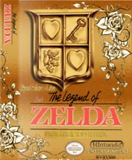 The Legend Of Zelda Special Collector's Edition Box Only