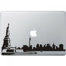 "New York City Statue Of Liberty Macbook Sticker Decal Macbook Air/Pro/Retina 13"""