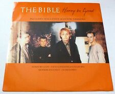 """The Bible - Honey be good    UK ACOUSTIC 12"""""""