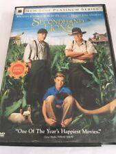 Secondhand Lions DVD Platinum Series Michael Caine, Robert Duvall