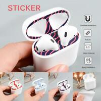 Wireless Bluetooth Headset Stickers Inside Protective Cover Sticker For AirPods