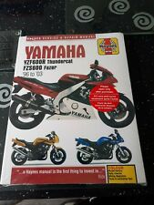 Yamaha Yzf600 Thundercat Fzs600 Fazer Haynes Manual 3702