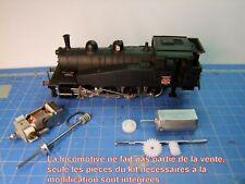 Re-Motorisation V2 sans courroie  locomotive vapeur 040-TA-28 / TA-112 JOUEF HO