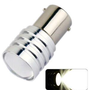 1x 1156 BA15S P21W Reverse led Light Bulb white 04-09 Jetta Mk5 Mkv Tdi Fsi Gt