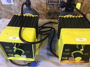 *used* LMI Milton Roy C131-26 Metering Pump
