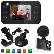 "2.7""Dashcam Autokamera Car Camcorder Video Dual Camera DVR Überwachung Kamera DE"