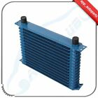 Universal 15 Row An-10an T-6061 Aluminum Engine Transmission Oil Cooler