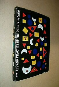 THE ART & PRACTICE OF THE OCCULT. OPHIEL. 1968 1st EDITION HARDBACK DUST JACKET