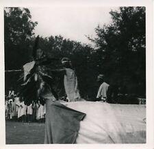 KITA c. 1950 - Théâtre de Marionnettes Somono Photo Griaule - P 1834