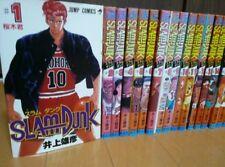 SLAM DUNK Complete Manga Lot Vol.1-31 Japanese Edition Comic Japan Shipping Free