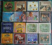 Huge Lot 16 CD Box Sets: READER'S DIGEST Music (47 Discs, 850 Songs) FREE SHIP!