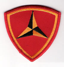 U. S. MARINE CORPS PATCH - 3rd MARINE DIVISION
