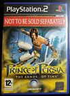 Prince of Persia The Sand Of Time with Manual Playsation 2