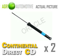 2 x CONTINENTAL DIRECT REAR SHOCK ABSORBERS SHOCKERS STRUTS OE QUALITY GS3078R