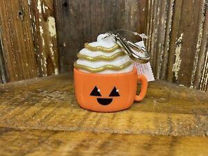 Bath And Body Works Pumpkin Spice Latte Pocket Hand Holder Halloween
