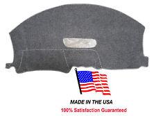 1997-2002 Pontiac Trans AM Dash Cover Pepper Gray Carpet PO13-19 Made in the USA