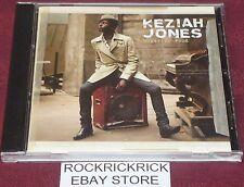 KEZIAH JONES - NIGERIAN WOOD -12 TRACK CD