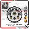 """Faro LED Silver con Frecce Omologato 7"""" per Harley Touring - Headlight Front LED"""