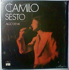 CAMILO SESTO ALGO DE MI LP 1972 1ST MEXICAN EDITION MUSART VG+ VERY RARE