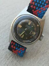 Vintage Watch Lorenz Aquastar Aquastarlet Diver 10 Atm Inox Case