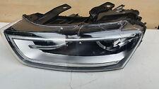 Audi Q3 Xenon HEADLIGHT Headlamp  N.S PASSENGER SIDE 8U0 941 043 A - 8U0941043A