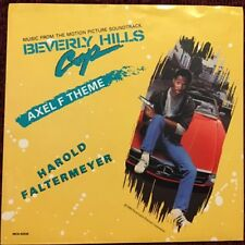 HAROLD FALTERMEYER Axel F Theme, 45 PICTURE SLEEVE ONLY (NO RECORD) - NM