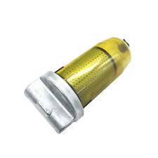 """496 Fuel Tank Filter With 1"""" NPT Top Cap Assembly for Gasoline Diesel 17 Micron"""