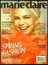 Marie Claire Feb 2011 - 25 Must Haves To Change Your Look - Best In Beauty Award