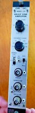 Ortec Model 460 Delay Line Amplifier Modular Synth